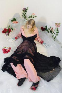 DESIGN SCENE STYLE: Muses for a Day by Julia Morozova