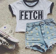 Basic summer outfit but somehow super cool and tumblr ...   Add zoe_lou<3