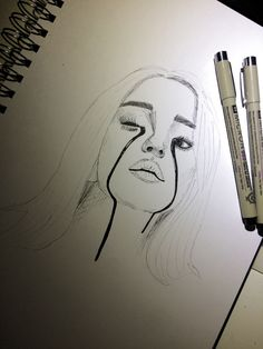 Billie Eilish Skizze - # Check more at sketch. Billie Eilish Skizze - # Check more at sketch. Funny Drawings, Art Drawings Sketches, Cartoon Drawings, Pencil Drawings, Pencil Art, Drawing Art, Billie Eilish, Drawing Sites, Drawing Tutorials