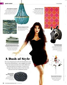 I love Kourtney Kardashian's home - Inside My Home with CA Home and Design