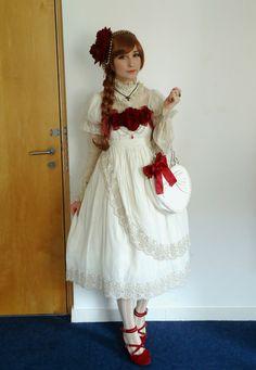 F Yeah Lolita, huberschwinkel:     In trying to make Romanticism...