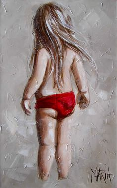 Artwork of Maria exhibited at Robertson Art Gallery, specialists in the selling of original art of top South African Artists. Painting For Kids, Painting & Drawing, Art For Kids, Illustrations, Illustration Art, South African Artists, Encaustic Art, Learn To Paint, Love Art