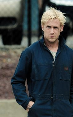Ryan Gosling. Even with bleached hair, jailhouse tatts, and overalls he is extremely HOT
