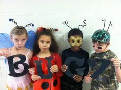 Bugz at Larne Elementary