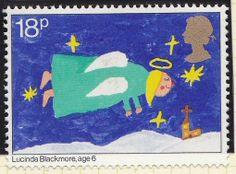 Royal Mail Christmas 1981