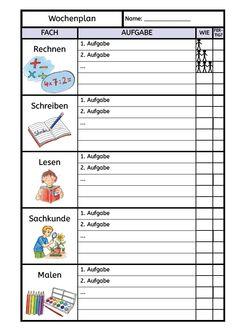 Primary School, Kids House, Classroom Management, Montessori, Worksheets, Homeschool, App, Teaching, German