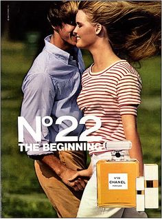 Vintage Chanel No 22 Perfume Magazine Ad 1980 The Beginning Coco Chanel Fashion, Chanel Beauty, Vintage Perfume, Vintage Chanel, Vintage Advertisements, Vintage Ads, Retro Ads, Chanel Makeup Looks, Perfume Adverts