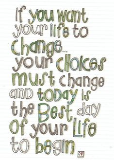 {QUOTE OF THE DAY} January 2012 - The Organised Housewife : Tips for organising, decluttering and cleaning your home