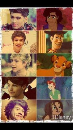 @Katie Hrubec Schmeltzer Schmeltzer Schweiker hahaha this is funny but I'm glad Zayn is Aladdin