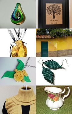 Easy On The Eye by Sandy Frydman on Etsy--Pinned with TreasuryPin.com