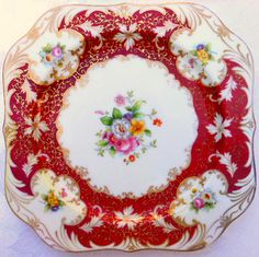Noritake Cupboard Plate with 1931 Backstamp by ClassicEndearments, $19.99