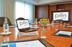 """See 9 photos and 7 tips from 177 visitors to Pillo Hotel. """"Formerly known as the Courtyard by Marriott"""" Meeting Venue, Meeting Rooms, Hotel Spa, Four Square, Guest Room, Table, Furniture, Home Decor, Decoration Home"""
