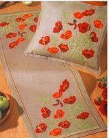"Gallery.ru / zelka - Альбом ""n"" Cross Stitch Designs, Quilts, Blanket, Runner, Decor, Tablecloths, Papa Noel, Needlepoint, Decoration"
