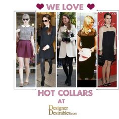 """""""Hot Collar Love"""" by designerdesirables on Polyvore"""