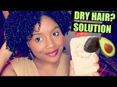 NaturAll Club Dry Hair Solution Avocado Deep Conditioner/Box Demo + GIVE...