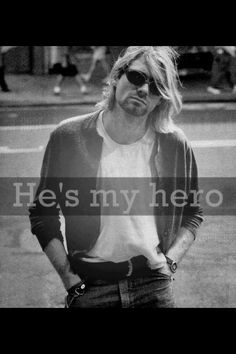 Kurt is a hero.