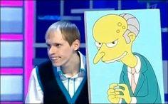Simpsons, jim carrey