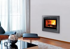 Carbel: chimeneas y estufas de leña   –  Chimenea insertable C-60 Plus