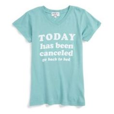 Tween Fashion today is cancelled t-shirt