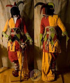 Jester Costume Moar by Nymla.deviantart.com on @deviantART
