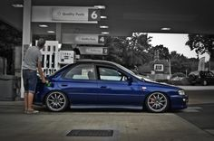 My car, just with mad wheels & suspension