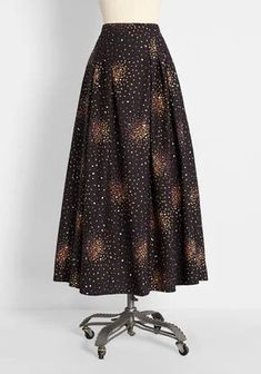 New Arrival Dresses and Clothing for Women | ModCloth Maxi Skirt Black, Lace Skirt, Midi Skirt, Molly Bracken, Shades Of Beige, New Arrival Dress, Cute Skirts, Modcloth, Autumn Fashion