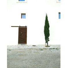 Corten tree masseria architecture puglia