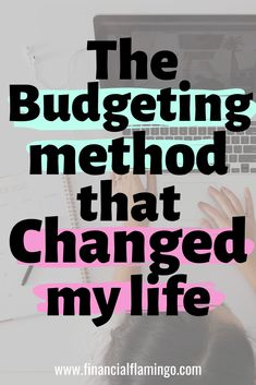 How My Budget Change My Life! - Finance tips, saving money, budgeting planner Budget Help, Making A Budget, Dave Ramsey, Budgeting Finances, Budgeting Tips, Erin Condren, Money Tips, Money Saving Tips, Money Budget