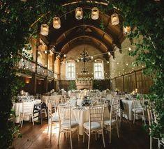 Nice wedding venue and interior.