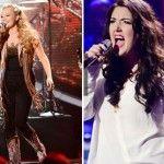 Country Girls Kree Harrison & Janelle Arthur Rock out For Rock & Roll Week on 'American Idol' – Top 7 Recap [VIDEOS]
