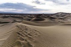 Bafgh Desert, Yazd, Iran, 2017 #bafgh #desert #yazd #iran #poust #sand #sun #evening #sunset #sky #ایران