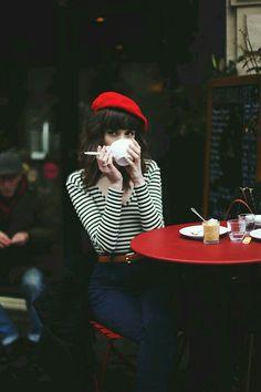 Ellas y su café