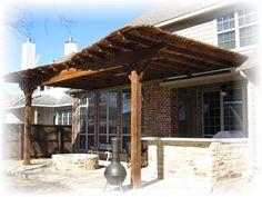 covered patio   Patio Covers 101   My Pergola Kits