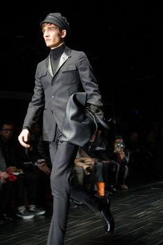 Gucci Men's Suits 2014-2015 Black