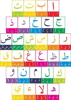 Arabic Alphabet Letters, Arabic Alphabet For Kids, Ramadan Activities, Preschool Learning Activities, Learn Quran, Learn Islam, Islam For Kids, Arabic Lessons, Teaching Methods