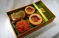 The Body Shop: Mango Shower gel, scrub and soften Collection gift set R275.00