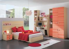 Smart Ideas On Bed Room Storage Design 12
