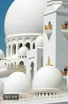 صورة مسجد الشيخ زايد الكبير ٢٨ #أبوظبي