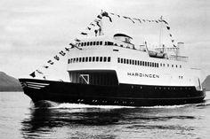 KSU.NO - Historisk ferje i Kristiansund