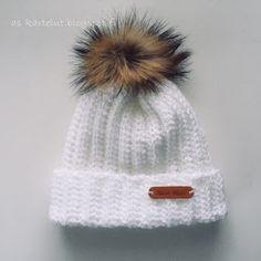AS-kartelut: Virkkaa hittipipo Diy Crochet, Handicraft, Beanie, Knitted Hats, Macrame, Diy And Crafts, Winter Hats, Knitting, Pattern