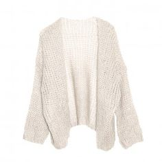 Chunky Knit | shop at www.thegoods.nl