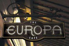 The Europa Café < Camila Drozd