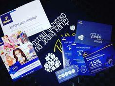 Paczka ambasadora marki TchiboCard Zapraszmy do wspolnej zabawy :-)  #Tchib #tchibocard #rekomendujto#kawa #kampania