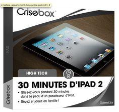Idée cadeau pour Noël la Crise Box