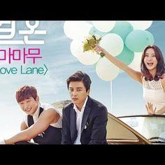 Lirik Lagu Love Lane Ost Marriage Not Dating