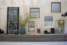 . of paper and things .: dwell | industrial loft