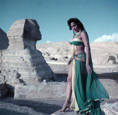 Samia Gamal    Pretty.