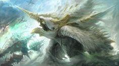 Final Fantasy 14: Heavensward Concept Art