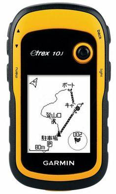 GARMIN(ガーミン) ハンディ GPS eTrex10J 【日本正規品】 97006 GARMIN(ガーミン), http://www.amazon.co.jp/dp/B006Z2B7S6/ref=cm_sw_r_pi_dp_NNthtb0BE29B3