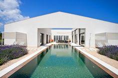 Diseño de Interiores & Arquitectura: Una Casa de Vacaciones en Mallorca por ecoDESIGNfinca